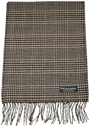 2 PLY 100% Cashmere Scarf Elegant Collection Made in