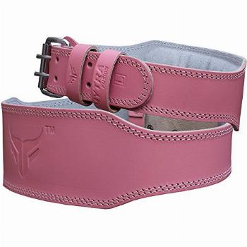 Mytra Fusion Weight Lifting Belt Ladies Leather courted