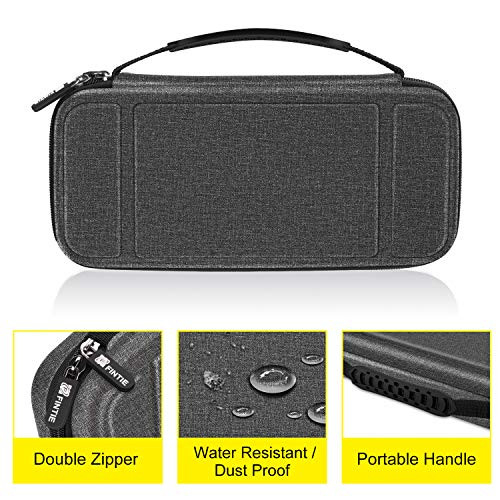 Fintie Carry Case for Nintendo Switch - [Shockproof] Hard